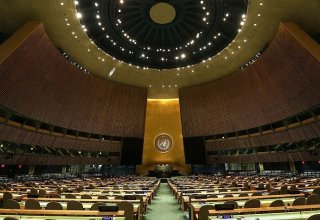 UN General Assembly High-Level week kicks off in New York